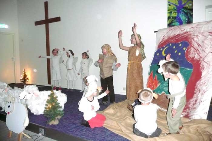 zondagsschool kerst2014