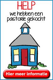oproep doneer voor nieuwe pastorie